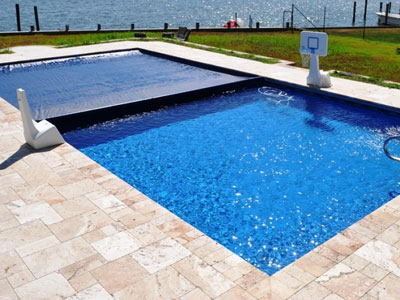 Покривала и брезенти за басейни